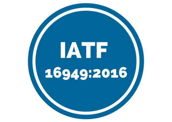 IATF Registration - January 2018